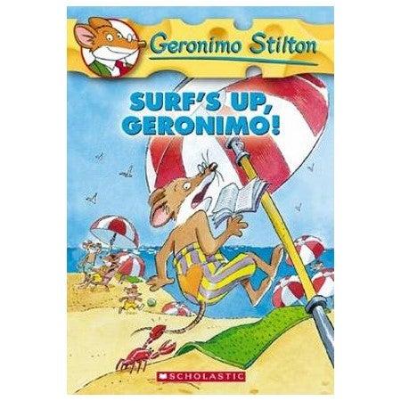 Surf's Up, Geronimo! : Geronimo Stilton : Book 20