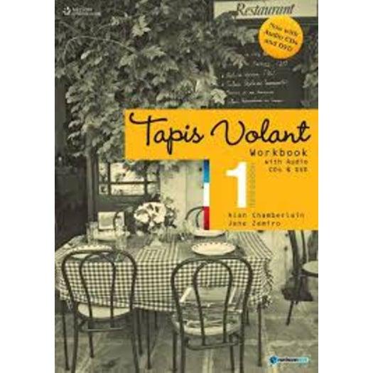 Tapis Volant 1 Student Book + Tapis Volant 1 Workbook : Bundle