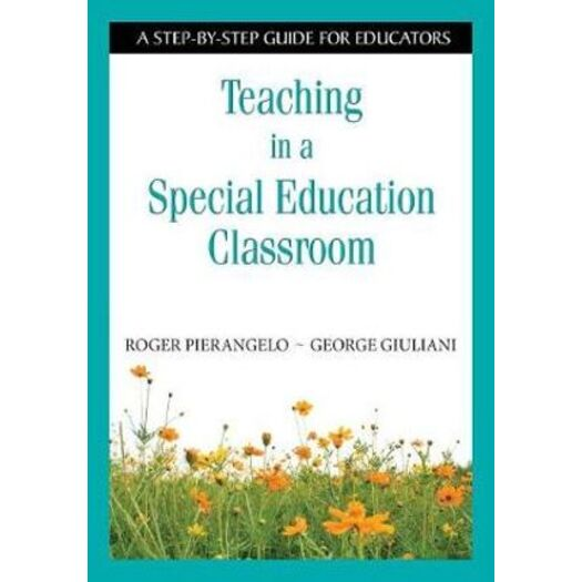 Teaching in a Special Education Classroom : A Step-by-Step Guide for Educators