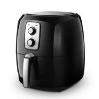 7L Maxkon OiL Free Air Fryer Cooker 1800W Black