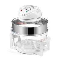 Maxkon 17L Halogen Oven Cooker Air Fryer White