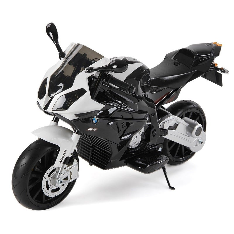 Bmw Motorbike Kids Motorcycle Electric Ride On Toy Car With Anti Slip Tyres Black Buy Electric Ride On Bikes 363864
