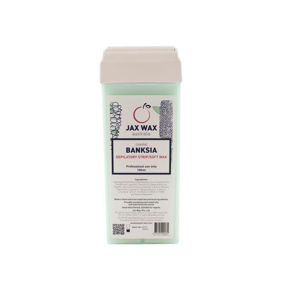 Jax Wax Coastal Banksia Cartridge Soft Wax 100ml