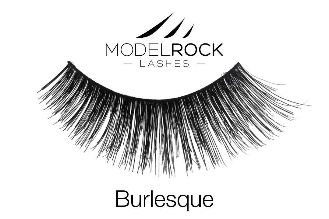 MODELROCK Lashes Burlesque - Double Layered Lashes