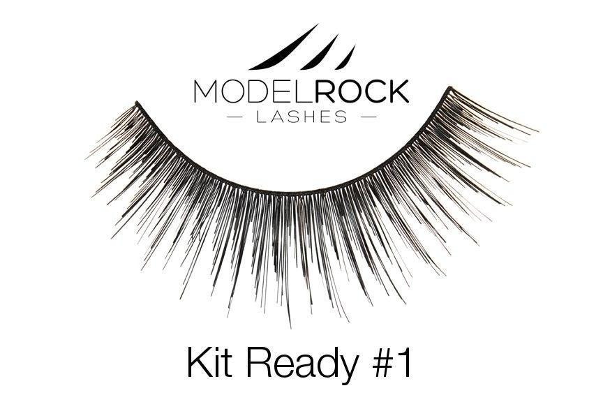 MODELROCK Lashes Kit Ready - #1