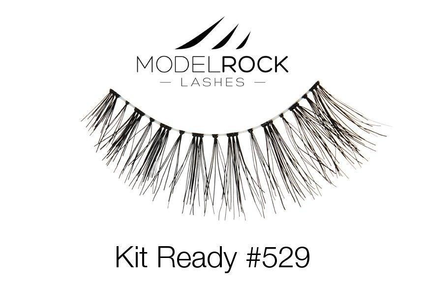 MODELROCK Lashes Kit Ready - #529