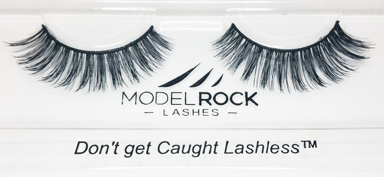 MODELROCK Lashes Stella Rose - Double Layered lashes