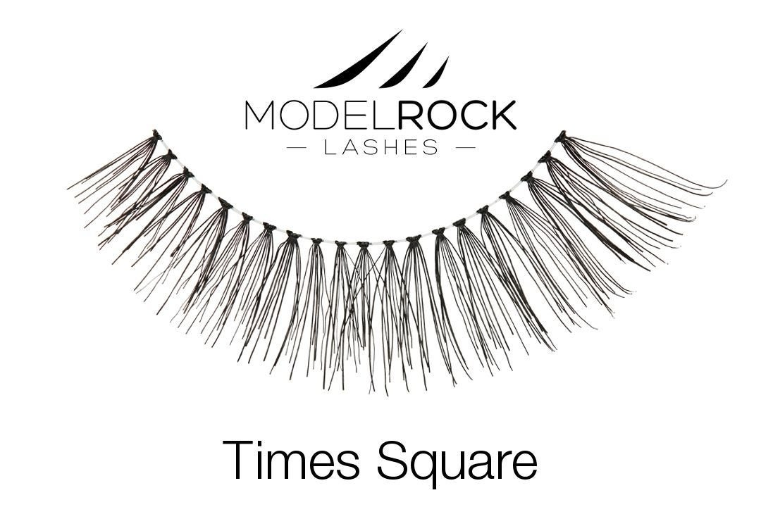 MODELROCK LASHES Times Square - NYC Collection