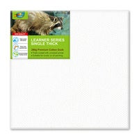 Learner Canvas 60x60cm Single Thick