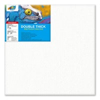 Learner Canvas 90x90cm Double Thick