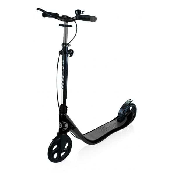 Globber One NL 205 Deluxe Titanium Scooter Charcoal Grey