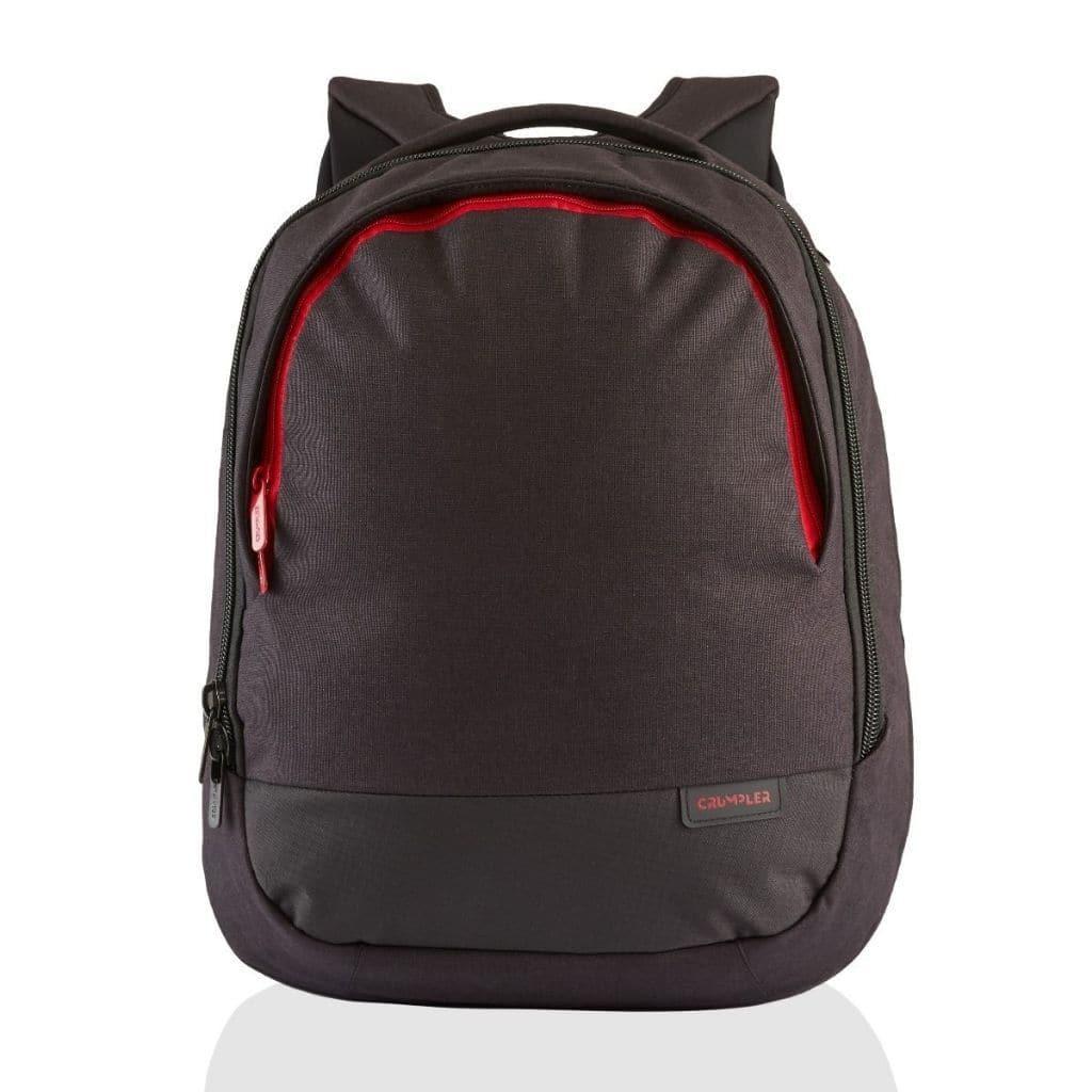 """Crumpler Mantra 15"""" Laptop Backpack - Black Marle"""