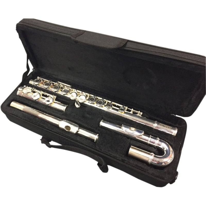 Prelude Curved Head Flute Outfit - Straight & Curved Headjoints
