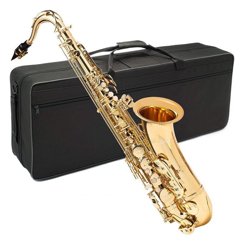 Prelude Tenor Saxophone Outfit - School Band Saxophone