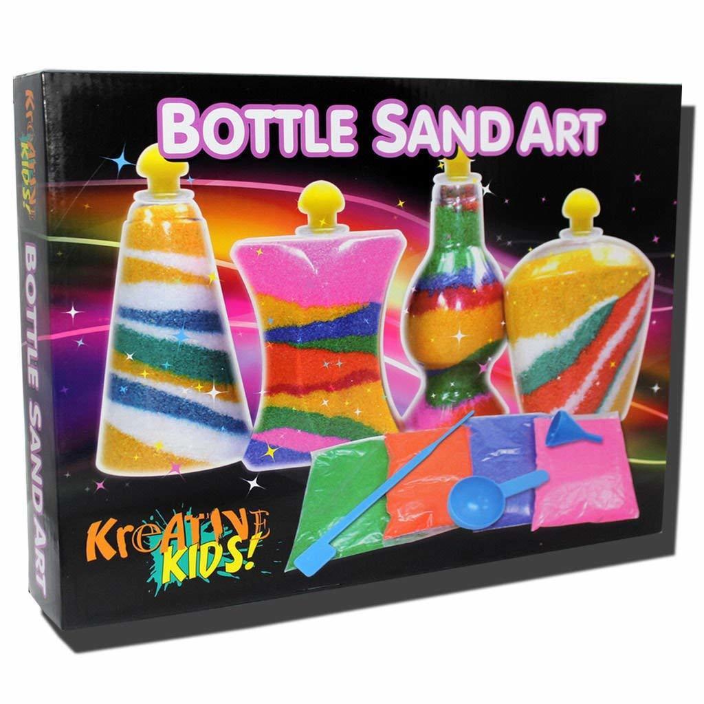 Bottle Sand Art