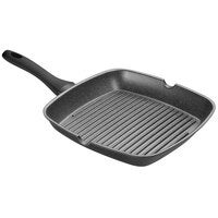 Pyrolux Pyrostone 28cm Square Grill Induction/Oven Safe Non Stick Pan Cookware