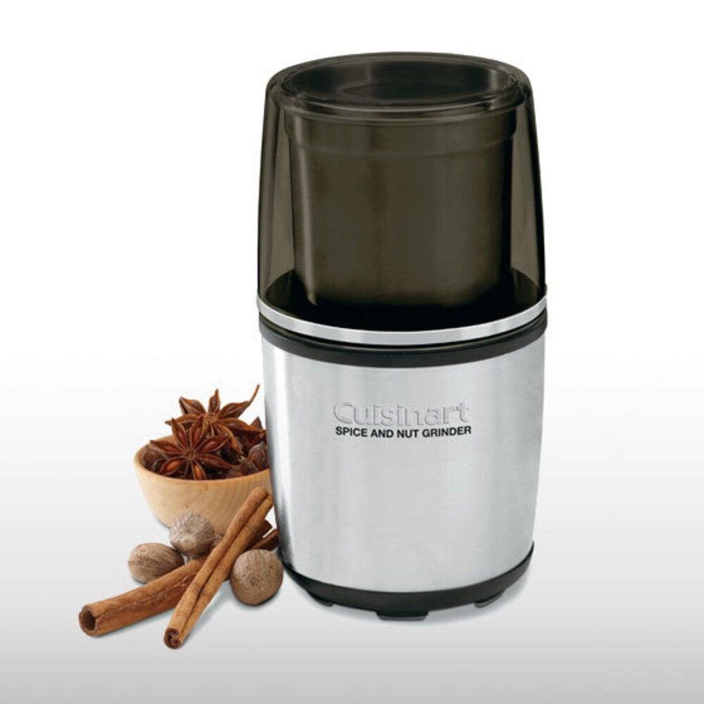 Cuisinart SG-10A Electric 200W Nut/Spice/Herb/Grains/Coffee Bean Grinder/Miller