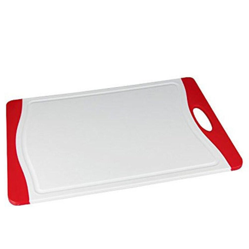 Pyrolux Cutting Board Red Kitchen Cutting Board/Anti Microbial/Multi Purpose