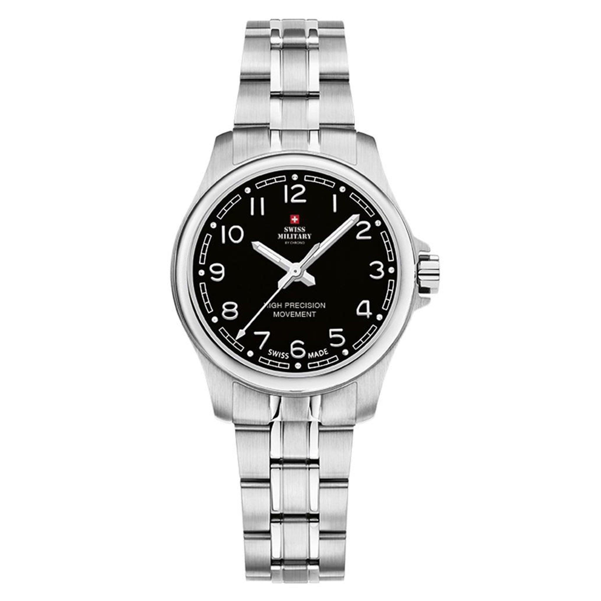 Swiss Military Stainless Steel Women's Watch - SM30201.16