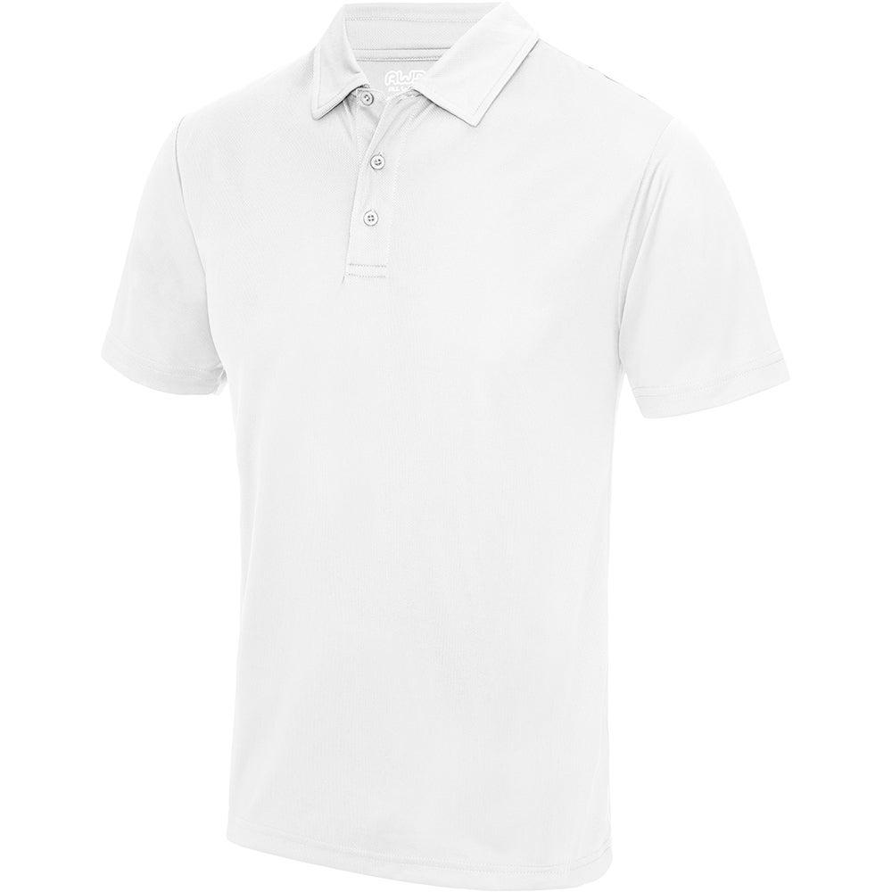 AWDis Just Cool Mens Plain Sports Polo Shirt