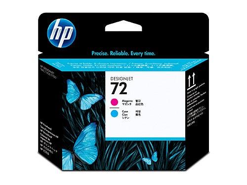 HP #72 Cyan Mag P/head C9383A C9383A