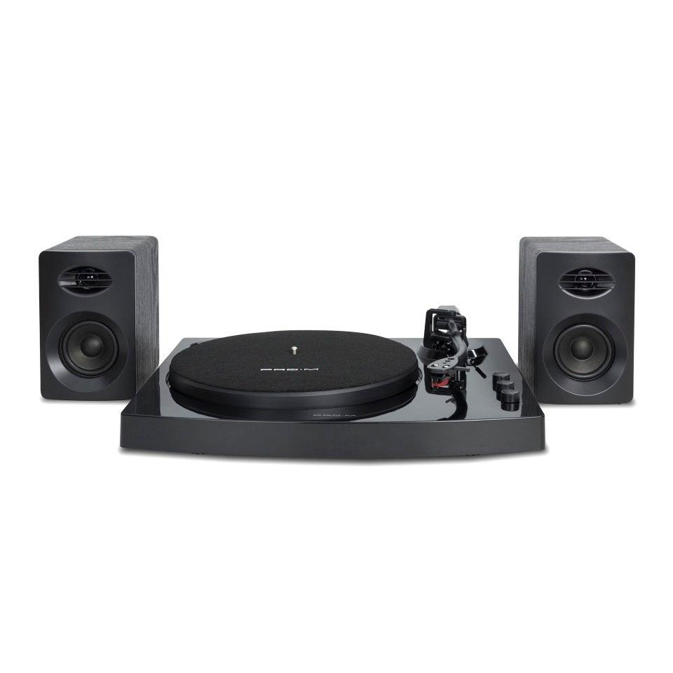 mbeat® Pro-M Bluetooth Stereo Turntable System (Black) MB-TR518 K