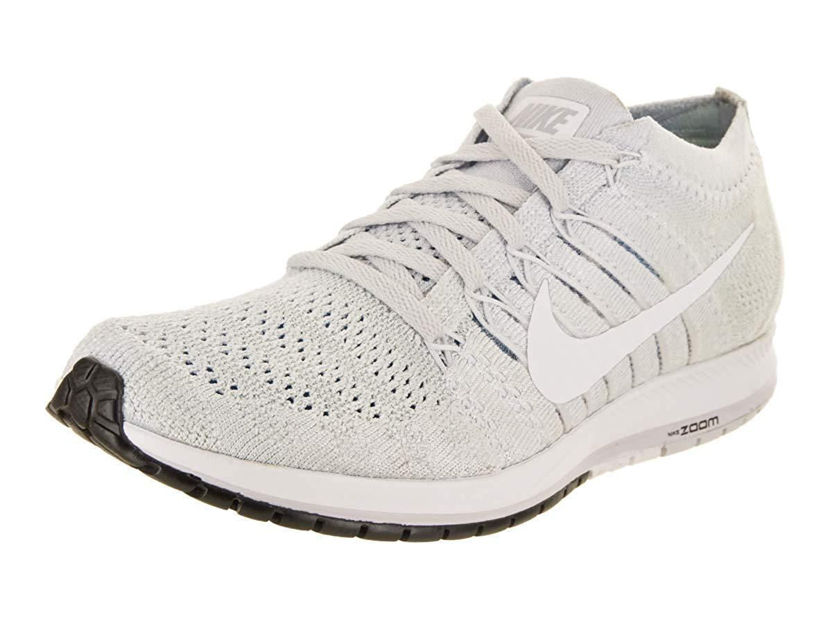 Nike Womens Flyknit Streak Low Top Lace Up Running Sneaker US