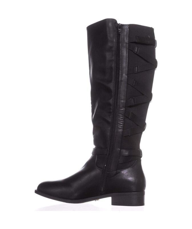 Thalia Sodi Womens veronika Fabric Closed Toe Knee High Fashion Boots US