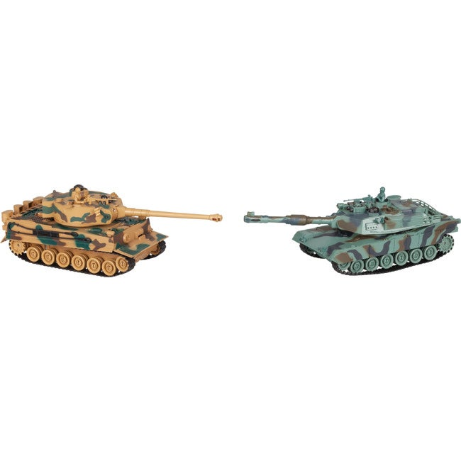 GT3231 Battle Tanks With Remote