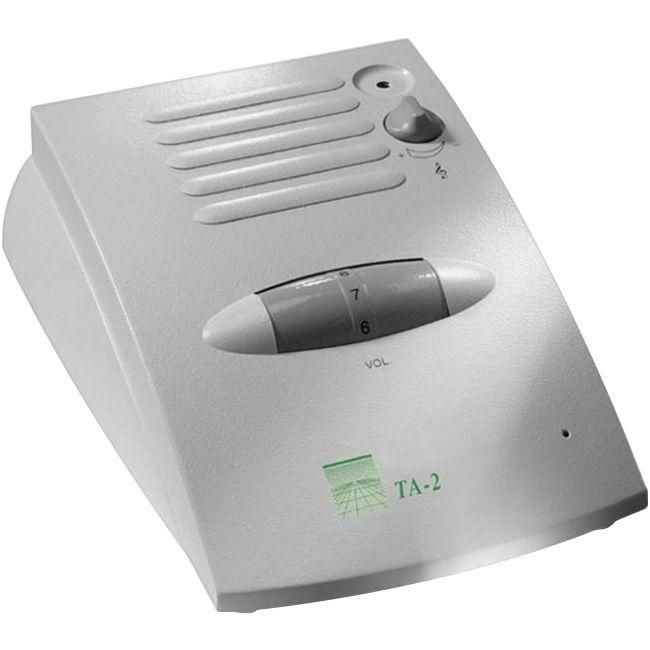 TA2 HUMANTECHNIK Inline Telephone Amplifier Humantechnik Simple In-Line Connection Between the