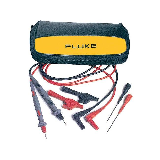 TL80A FLUKE Basic Electronic Test Lead Kit Fluke C75 Soft Carrying Case BASIC ELECTRONIC TEST LEAD
