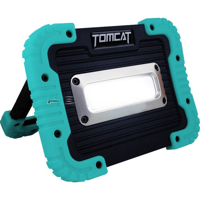 XTP013 TOMCAT 10W Rugged Cob Rechargeable Floodlight-Lithium Ion Battery 10W Cob LED 10W RUGGED