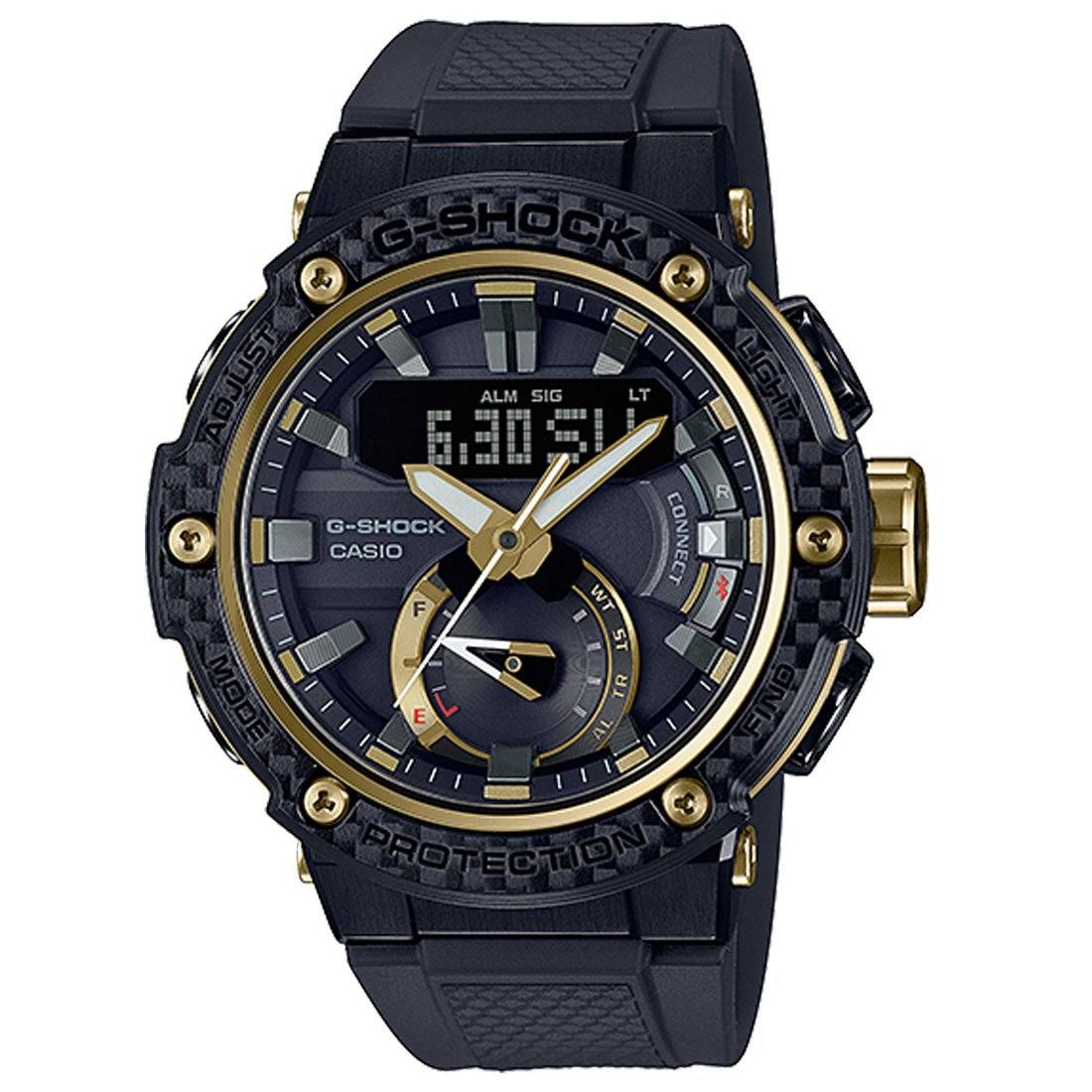 Casio G Shock G-Steel Series with Black/Gold Watch GST-B200X-1A9 4549526245695