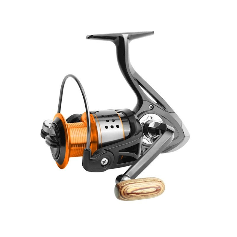 All Metal Line Cup Fishing Boats Sea Reels Spinning Reel Spinfisher