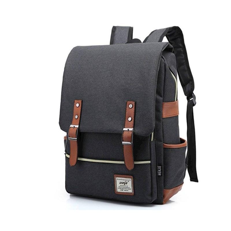 Slim Business Laptop Backpack Elegant Casual Daypacks Shoulder Bag