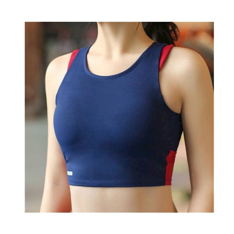 Women's Sports Bra High Impact Full Coverage - Yoga Gym Running Workout Bra