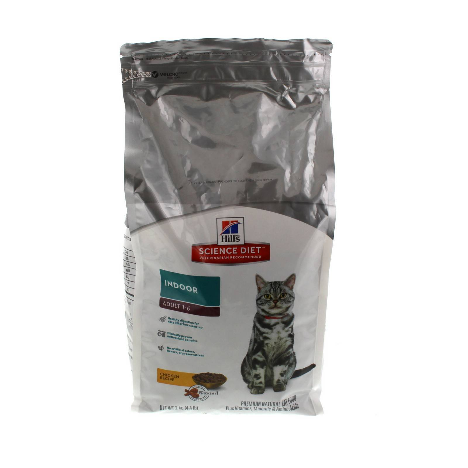 Cat Food Hills Feline Indoor Cat 2kg Science Diet Premium Dry Food Healthy