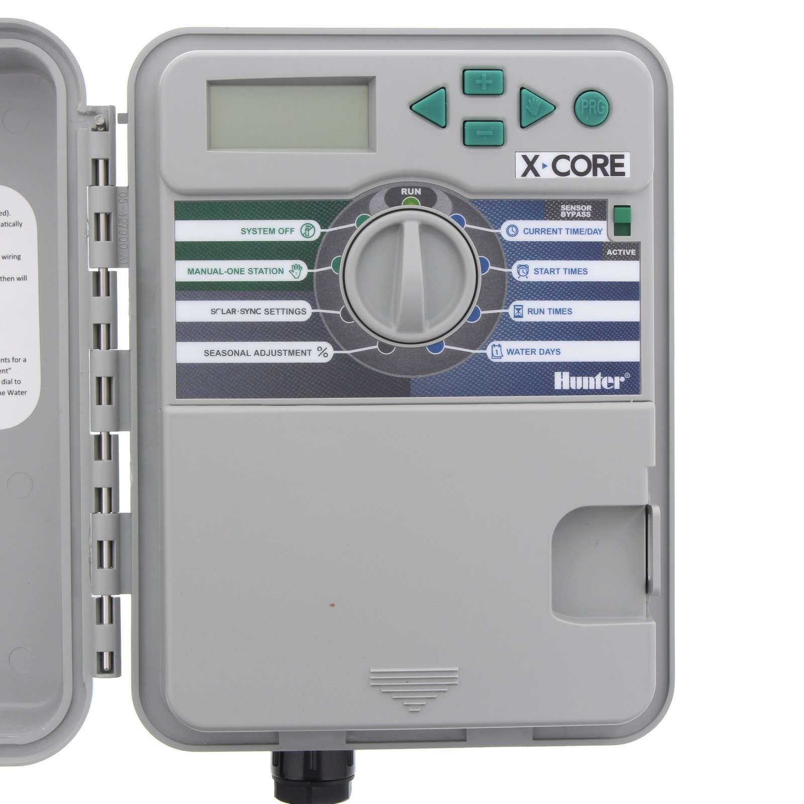 Hunter X Core 6 Station Outdoor Controller Xc601 Smart Solar Sync Technology Buy Garden Care Watering 611698146378