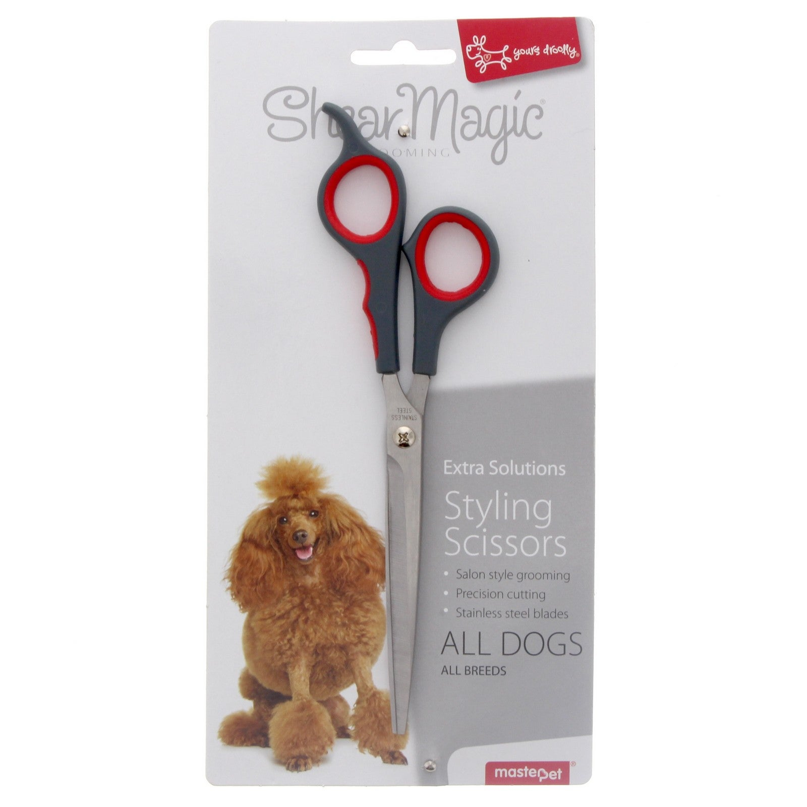 Shear Magic Dog Puppy Styling Scissors High Quality Stainless Steel Trimming
