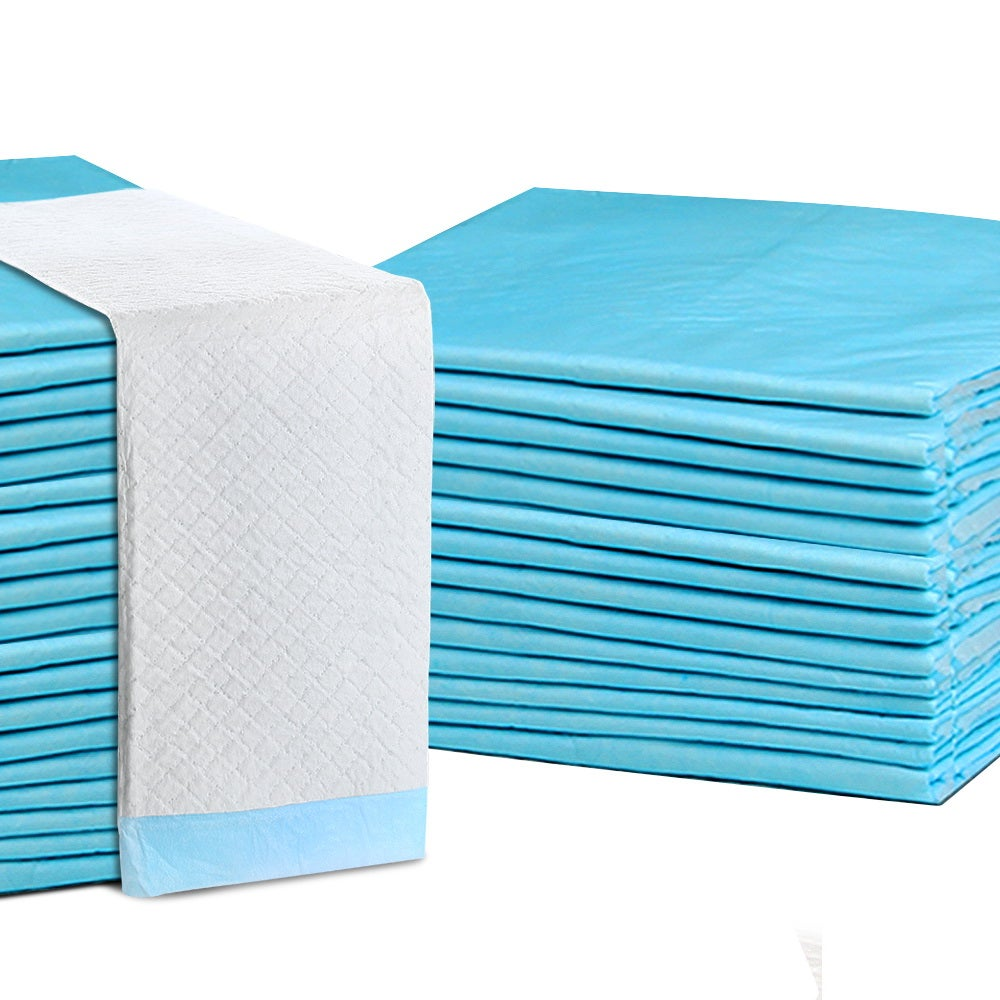 Pet Training Pad 400pc for Puppy Dog Cat Training Toilet 60x60cm Super Absorbent