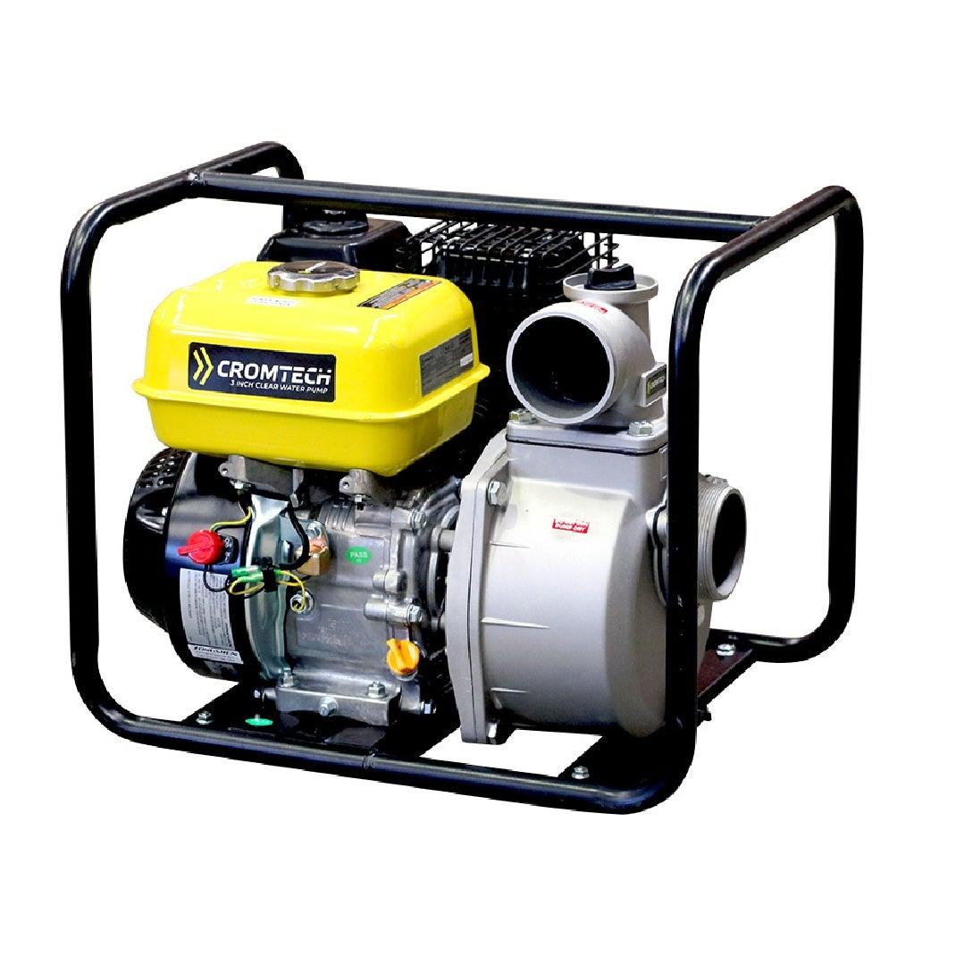 "3/"" inch Petrol High Flow Water Transfer Pump 4 Stroke 6.5HP Gasoline Water Pumps"