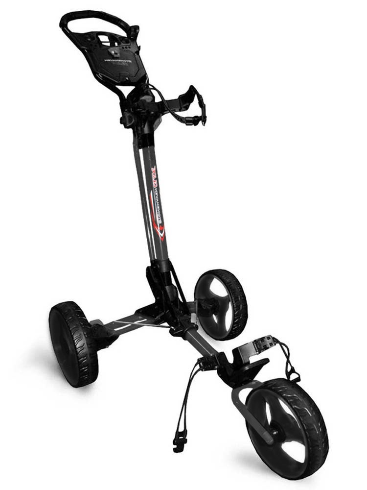Stonehaven Glide Golf Buggy - Charcoal