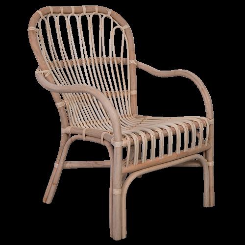 DWBH Rattan Sun Chair