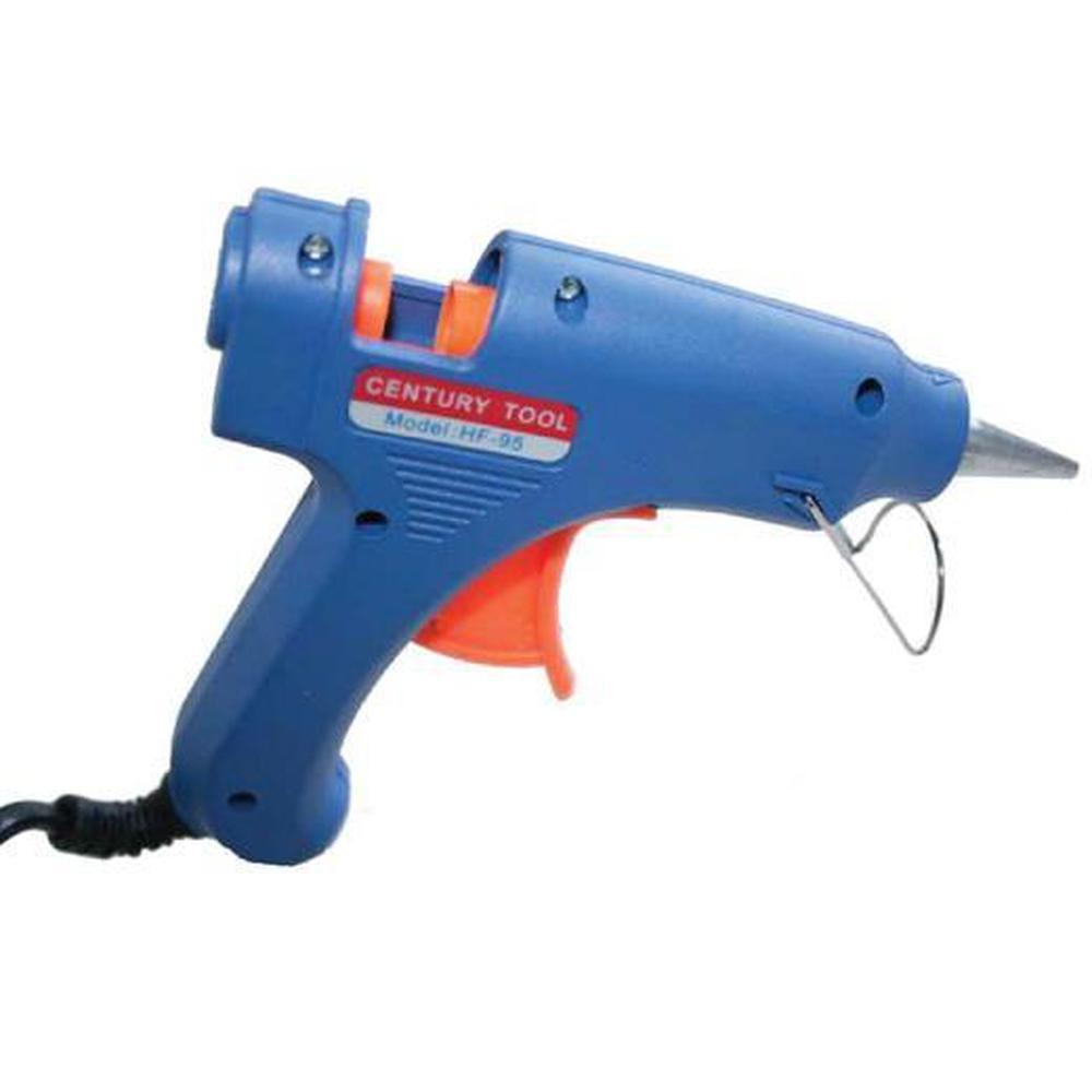 Hot Met Glue Gun Electric Heat Stick Fast Heat- Sticks Melting Device Tool