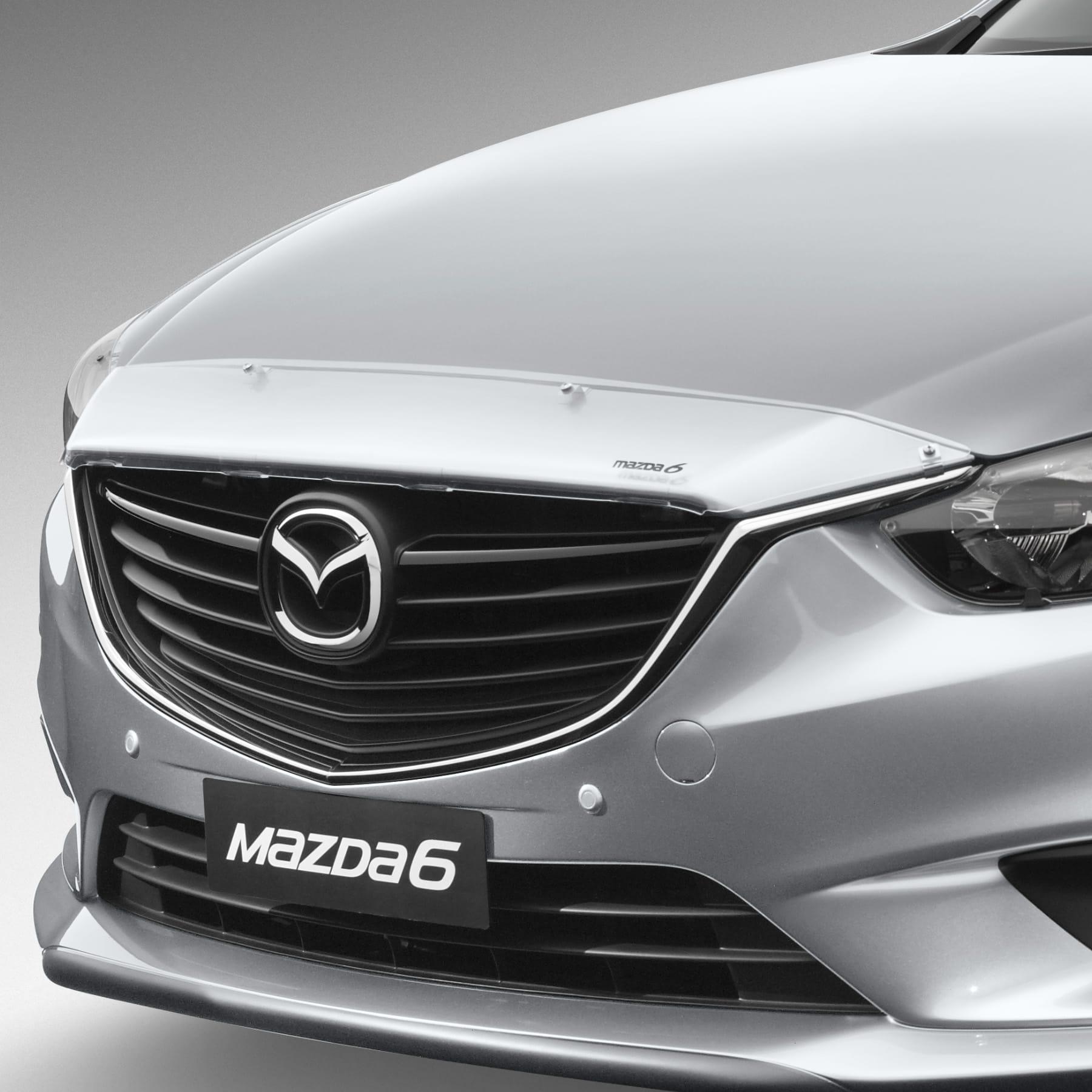 Genuine Mazda 6 GJ GL Clear Bonnet Protector Mazda6 2013 - Current GJ11ACBP