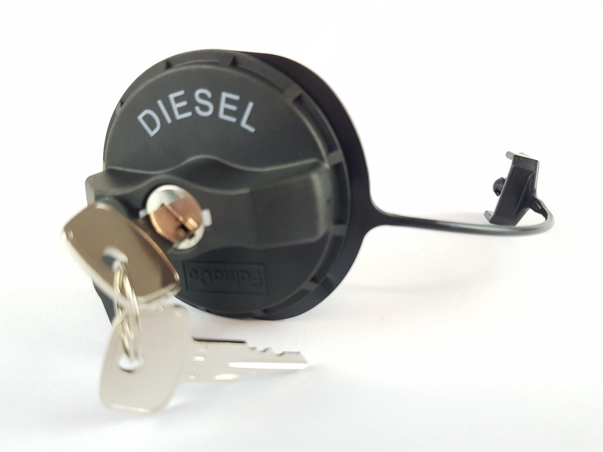 Genuine Mazda BT-50 UP UR Diesel Fuel Tank Filler Cap Lockable UC9H42250B