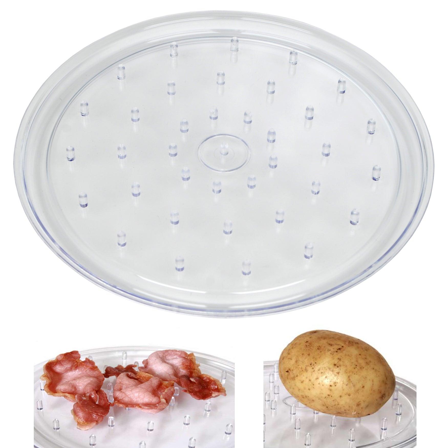 Dexam Multi Purpose Microwave Tray