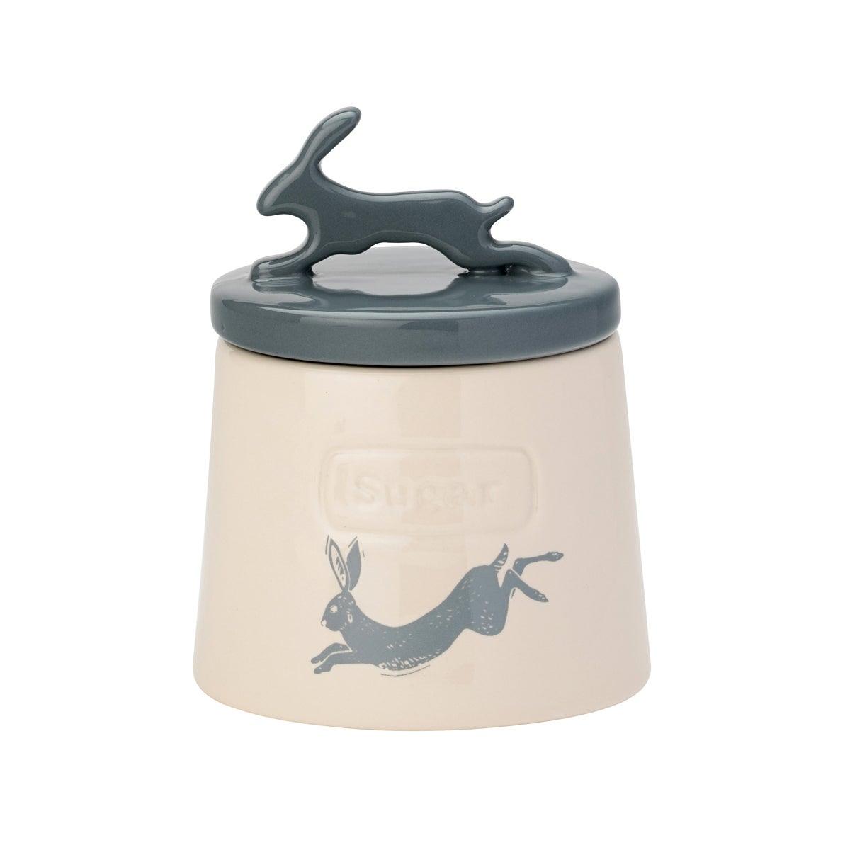 English Tableware Co. Artisan Hare Sugar Pot