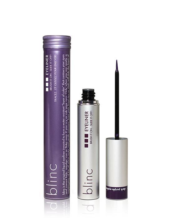 Blinc Eyeliner Purple 6g Water Resistant Smudgeproof Fadeproof