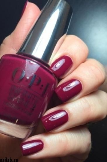 OPI Infinite Shine Nail Polish Lacquer Enamel ISL60 Berry on Forever 15ml
